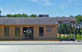 Peoples State Bank, Eagle Lake Minnesota
