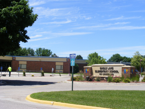 Eagle Lake elementary School, Eagle Lake Minnesota, 2014