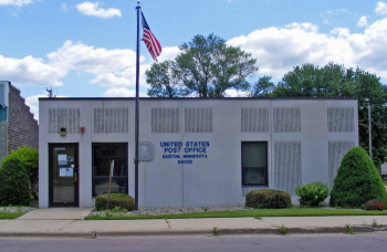 Post Office, Easton Minnesota
