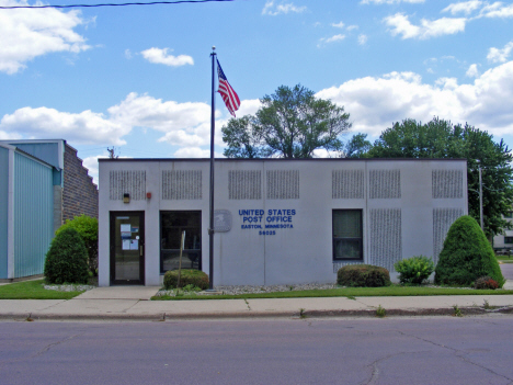 Post Office, Easton Minnesota, 2014