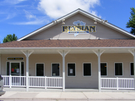 Elysian City Offices, Elysian Minnesota