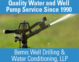 Bemis Well Drilling & Water Conditioning