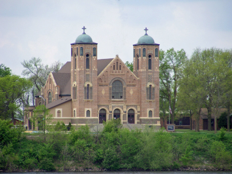 St. Gabriel Catholic Church, Fulda Minnesota, 2014