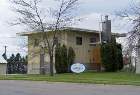 Pudge Sanow Water Treatment Plant, Fulda Minnesota, 2014