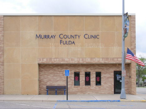 Murray County Clinic, Fulda Minnesota, 2014