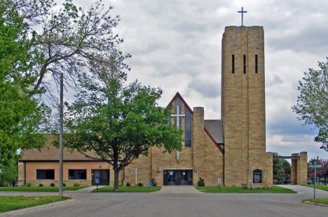 St. Paul's Lutheran Church, Fulda Minnesota