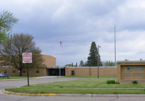 Fulda High School, Fulda Minnesota, 2014