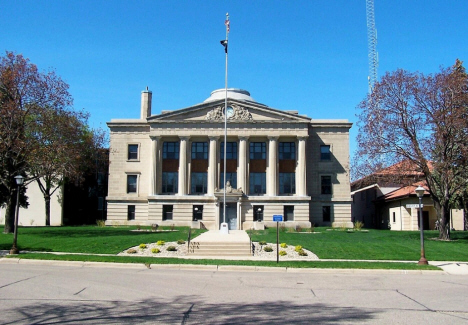 Sibley County Courthouse, Gaylord Minnesota, 2007