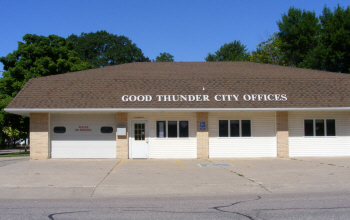 City Hall, Good Thunder Minnesota