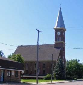St. John's Lutheran Church, Good Thunder Minnesota