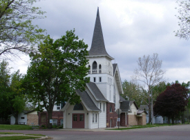 United Methodist Church, Heron Lake Minnesota