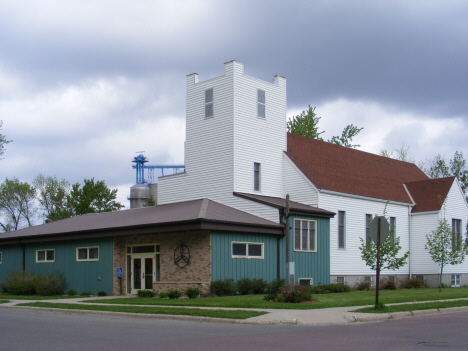 Evangelical Lutheran Church, Heron Lake Minnesota, 2014