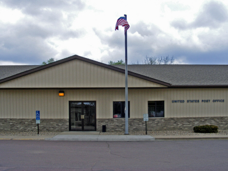Post Office, Heron Lake Minnesota, 2014