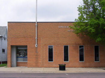 Post Office, Jackson Minnesota