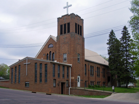 Salem Lutheran Church, Jackson Minnesota, 2014