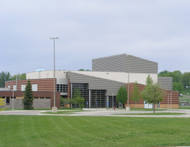 Jackson County Central High School, Jackson Minnesota