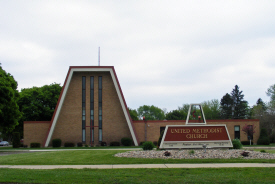 United Methodist Church, Jackson Minnesota