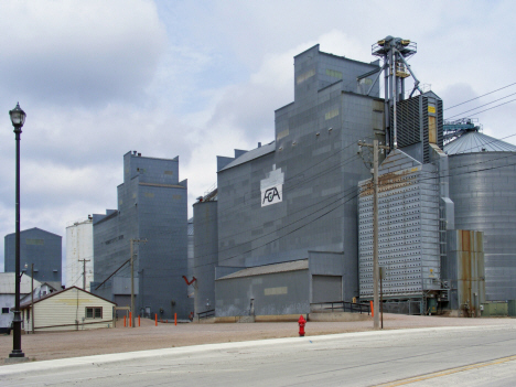 FCA Co-op Elevators, Lakefield Minnesota, 2014