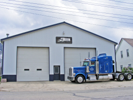 Monson Trucking, Lakefield Minnesota