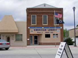 American Legion Post, Lakefield Minnesota