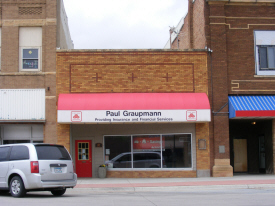 Paul Graupmann State Farm Insurance, Lakefield Minnesota
