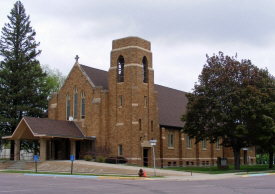 Immanuel Lutheran Church, Lakefield Minnesota