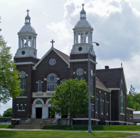 St. Anthony Catholic Church, Lismore Minnesota