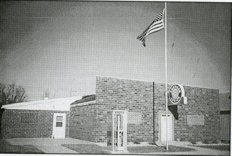 American Legion Post 636, Lismore Minnesota, 1950's