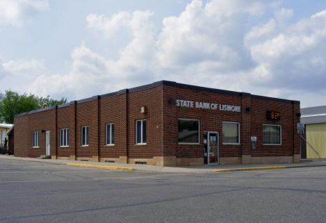 State Bank of Lismore, Lismore Minnesota