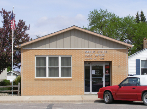 Post Office, Lismore Minnesota, 2014