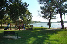 Bray Park, Madison Lake Minnesota