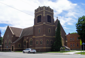 All Saints Catholic Church, Madison Lake Minnesota