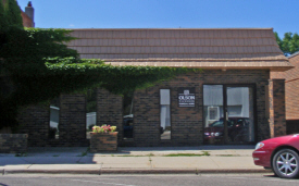 Olson-Tichenor Funeral Home, Mapleton Minnesota