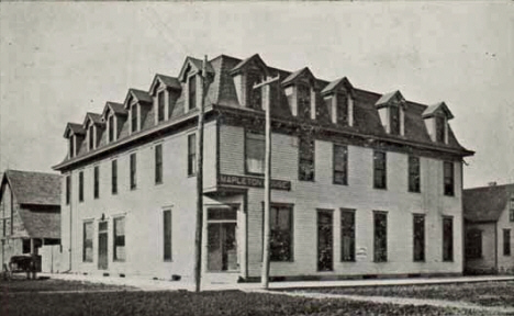 Mapleton House, Mapleton Minnesota, 1910
