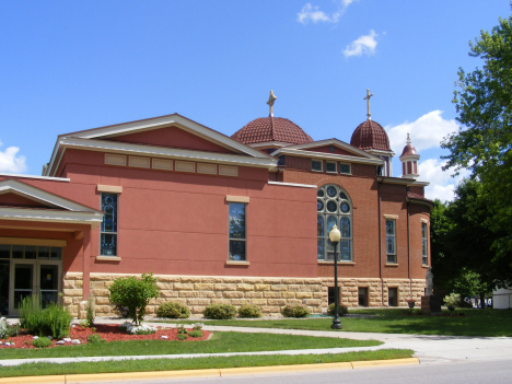 St. Teresa Catholic Church, Mapleton Minnesota, 2014