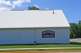 Heather Curling Club, Mapleton Minnesota