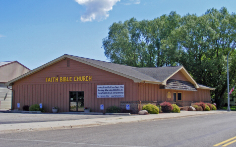 Faith Bible Church, Mapleton Minnesota, 2014