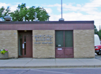 City Hall, Mapleton Minnesota
