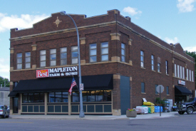 Mapleton Farm and Home Hardware, Mapleton Minnesota