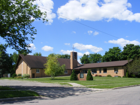 United Church, Mapleton Minnesota, 2014