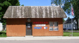 American Legion Post 287, Minnesota Lake Minnesota