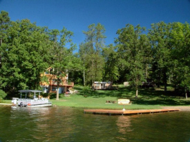 West Crooked Lake Resort, Nevis Minnesota