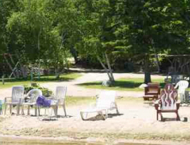 Eagles Landing RV Resort, Nevis Minnesota