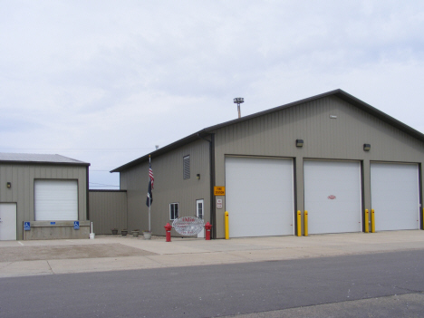 Odin Community Center and Fire Hall, Odin Minnesota, 2014