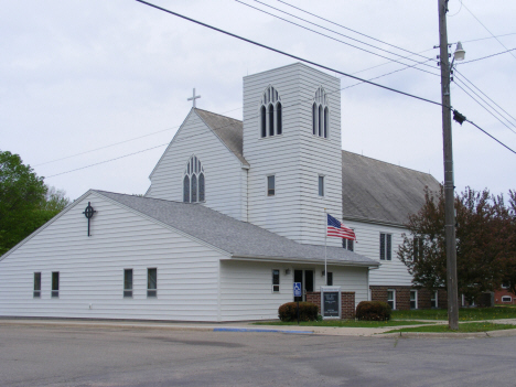 Zion Lutheran Church, Odin Minnesota, 2014