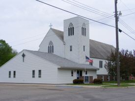Zion Lutheran Church, Odin Minnesota