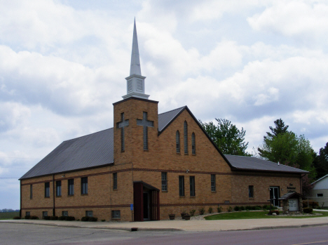 Our Redeemer Lutheran Church, Okabena Minnesota, 2014