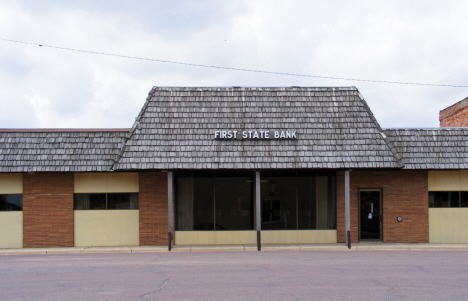 First State Bank, Okabena Minnesota, 2014