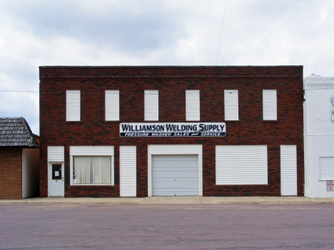 Williamson Welding Supply, Okabena Minnesota, 2014