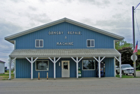 Ormsby Repair and Machine, Ormsby Minnesota